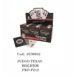 Poker Texas Hold'em PRO. JUEGO - JU90033