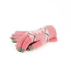 CHARRO - 18355 - TOUCH GLOVES - PINK