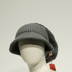 CHARRO -  8231GS - WOMAN HAT - DARK GREY