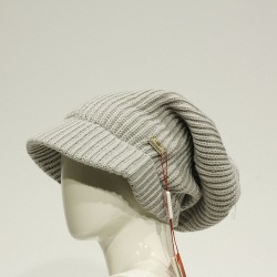 CHARRO -  8231GP - WOMAN HAT - PEARL GREY