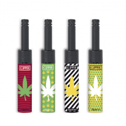 CLIPPER - MTM140 - ACCENDIGAS - LEAVES