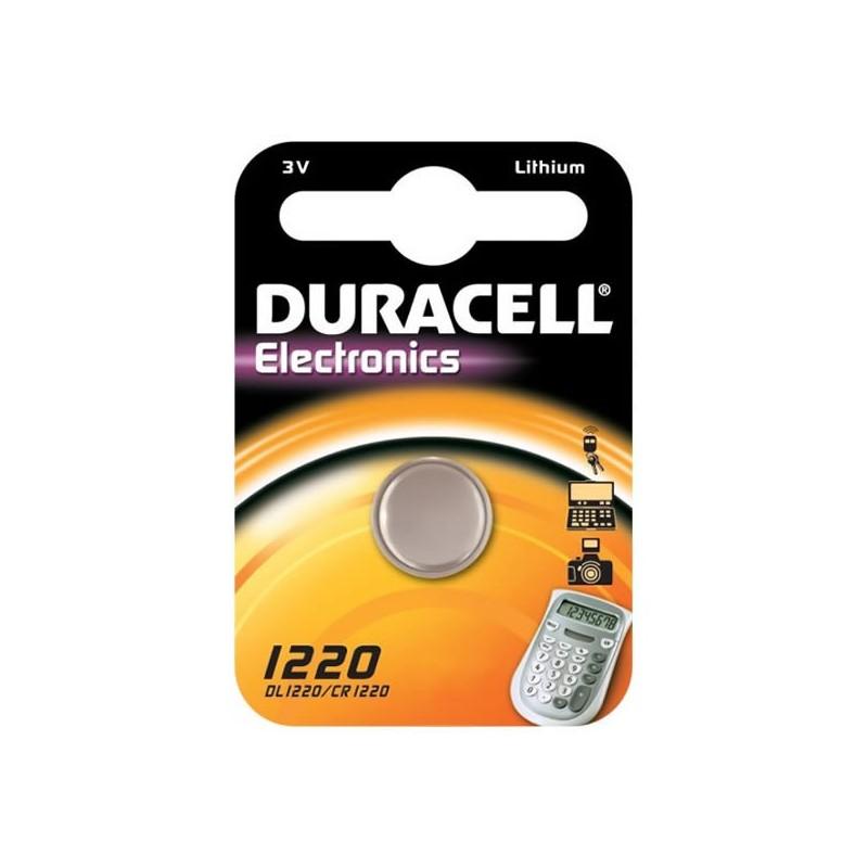 DURACELL - BATTERIE - 1220