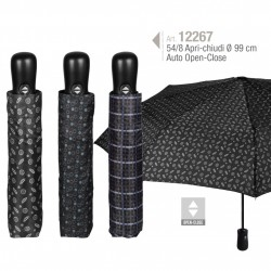 PERLETTI - 12267 - UMBRELLA MINI - 3 VARIANTS
