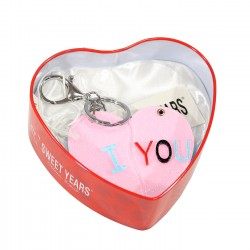 SWEET YEARS - 35289RS - KEY RINGS - PINK