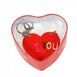 SWEET YEARS - 35289RO - KEY RINGS - RED
