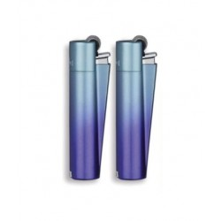 CLIPPER - LARGE METAL BLU GARDIANT