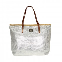 GIANMARCOVENTURI - 23381ARG - WOMAN - SEA BAG - SILVER