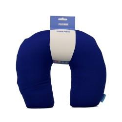 RAVIZZONI - 11001 - TRAVEL PILLOW  - BLUE