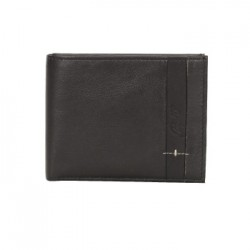 WALLET PAPELLCUBE LUXURY TOUCH - P10 - NERO