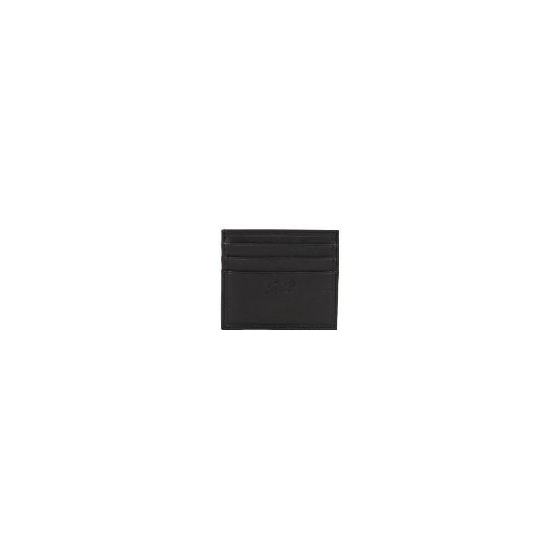 CARD HOLDER PAPELLCUBE BORN STRONG - P08 - NERO