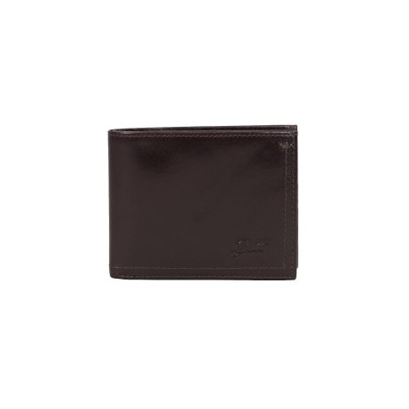WALLET PAPELLCUBE CASUAL CHIC - P10 - MARRONE