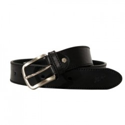 BELT PAPELLCUBE - 016/40XL - NERO