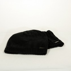 GIANMARCOVENTURI - 2276.62484NE - SET SCALDACOLLO/CAPPELLO - UOMO - NERO
